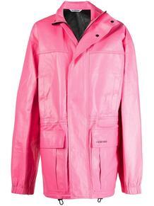 пальто оверсайз с логотипом Balenciaga 159206785154