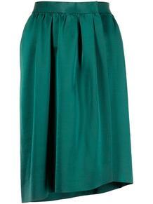 юбка со сборками Yves Saint Laurent Pre-Owned 1631053183