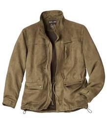 Куртка из Искусственной Замши «Сахара» AFM 3369871