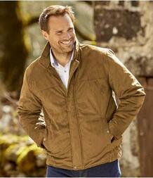 Куртка из Искусственной Замши AFM 3210616