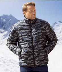 Куртка с Камуфляжным Принтом AFM 3368903