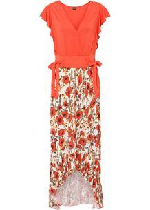 Платье с воланами bonprix 266851842