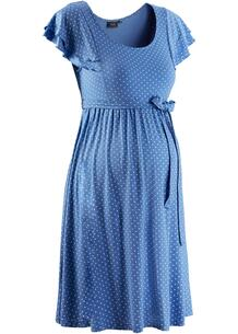 Праздничная мода для беременных: платье в горошек bonprix 265696596