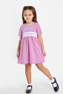 Платье детское Марсельеза (сиреневое) Инсантрик 48866