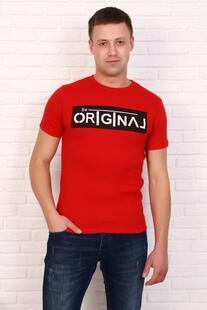 Футболка мужская Ориджинал (красная) Инсантрик 48828