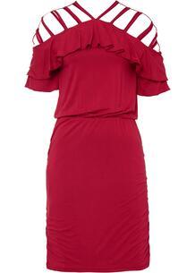 Платье из трикотажа bonprix 266838809