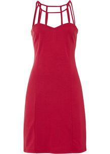 Платье с тонкими бретелями bonprix 266861478