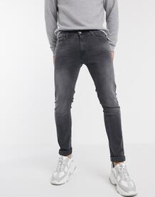Серые джинсы скинни -Серый Replay 9532447