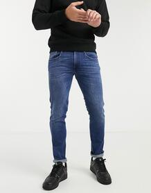 Узкие джинсы Anbass x-lite-Синий Replay 10301382