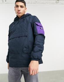 Темно-синяя куртка Parksville-Темно-синий Dickies 11138301