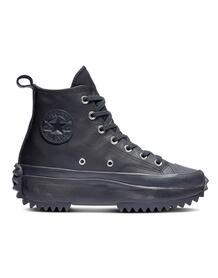 Черные кожаные кроссовки Run Star Hike-Черный цвет Converse 10600713