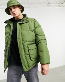 Зеленая куртка Olaton-Зеленый Dickies 11138289
