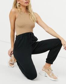 Черные спортивные штаны -Черный цвет Only 11060675