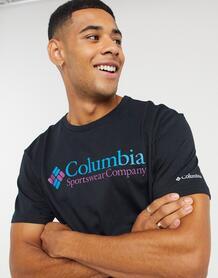 Футболка с логотипом -Мульти Columbia 10361893