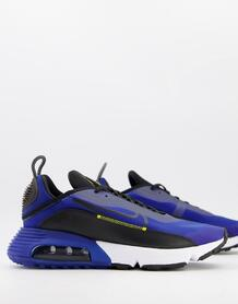 Синие кроссовки Air Max 2090-Голубой Nike 10560077