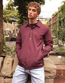 Темно-бордовая спортивная куртка -Фиолетовый цвет Dickies 10253363