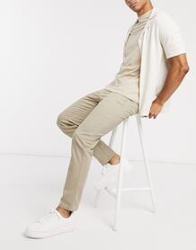 Узкие брюки-Бежевый SELECTED 10548057