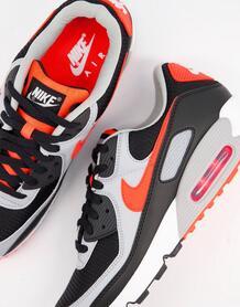 Черные кроссовки Air Max 90-Черный Nike 10131483
