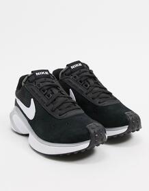 Черные кроссовки D/MS/X Waffle-Черный Nike 10132287