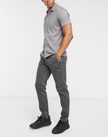 Узкие брюки-Черный цвет SELECTED 10548077
