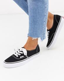 Черные кроссовки Classic-Черный цвет VANS 8364988