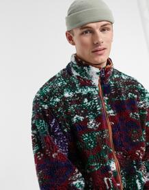 Куртка в стиле пэчворк с подкладкой из искусственного меха -Многоцветный Jaded London 11206147