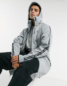 Серая зимняя куртка Spectrum-Серый DC Shoes 10612150