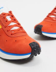 Оранжевые кроссовки D/MS/X Waffle-Оранжевый Nike 10132265