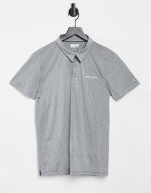 Серая футболка поло Triple Canyon Tech-Серый Columbia 11351869