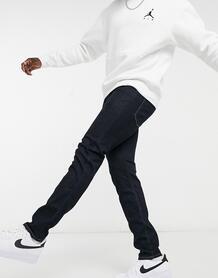 Темные джинсы узкого кроя Anbass-Голубой Replay 10301498