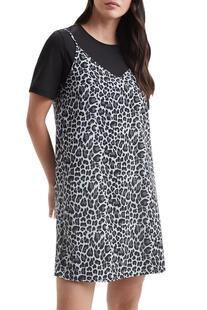 Платье-комбинация Barmariska 12649133