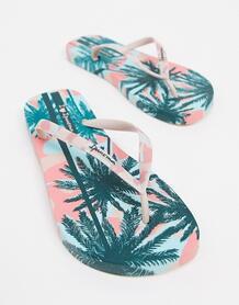 Шлепанцы с пальмовым принтом I Love Sun-Многоцветный Ipanema 10790663
