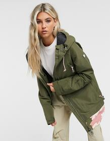 Зимняя куртка оливкового цвета -Зеленый DC Shoes 10600733