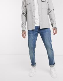 Светлые узкие джинсы J06-Синий ea7 9605474