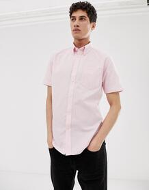 Оксфордская рубашка с короткими рукавами -Розовый Ben Sherman 8116437