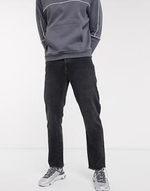 Серые джинсы в винтажном стиле -Серый Topman 8845801