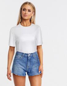 Синие джинсовые шорты -Синий TOMMY JEANS 9802106