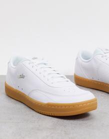 Белые кроссовки Court Vintage Premium-Белый Nike 9794536
