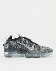 Черные/белые кроссовки Air Vapormax 2020 Flyknit-Черный цвет Nike 10918803