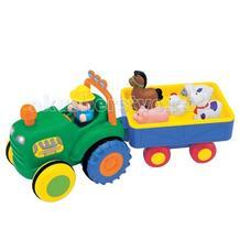 Трактор фермера KID 049726 KIDDIELAND 74403