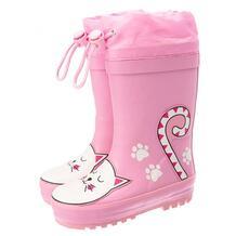 Сапоги резиновые для девочек Super Girl baby PlayToday 987049