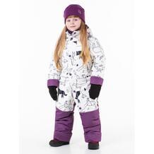 Комбинезон зимний для девочки 100498 BOOM by Orby 986863