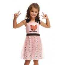Платье Ми-Ми-Мишки Лисички Lucky Child 1040397