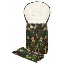 Комплект зимний: конверт для новорожденного и муфта на коляску Frost Камуфляж Чудо-чадо 1038467
