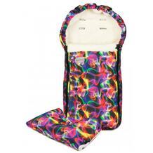 Комплект зимний: конверт для новорожденного и муфта на коляску Frost Пламя Чудо-чадо 1038497