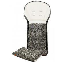 Комплект зимний: конверт для новорожденного и муфта на коляску Frost Леопард Чудо-чадо 1038500
