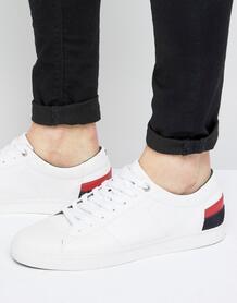 Кожаные кроссовки Jay-Белый Tommy Hilfiger 5492781