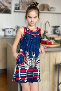 Платье детское Дакота Инсантрик 49503