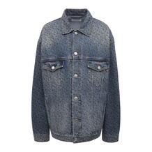 Джинсовая куртка Balenciaga 11860472