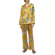 Шелковая пижама Olivia Von Halle 11570168